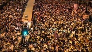 """Hongkong wirft Deutschland vor, """"Kriminelle"""" zu beherbergen"""