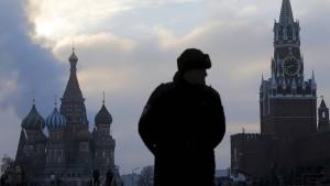 Russische Beamte sollen einander nach Trump-Wahlsieg gratuliert haben