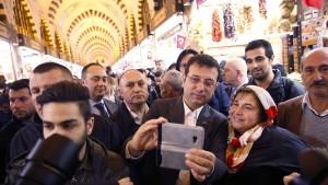 Der unfaire Kampf um Istanbul