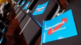 Früherer Bundespolizist wird Bremer AfD-Landeschef