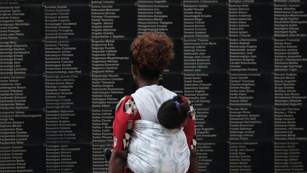 Mutmaßlicher Hintermann des Völkermords in Ruanda festgenommen