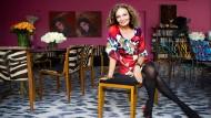 Diane von Fürstenberg hat ein Unternehmen mit einem geschätzten Umsatz von 500 Millionen Dollar zu führen.