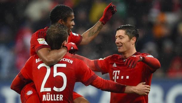 """Die Bayern finden ihren """"Spirit"""" wieder"""