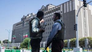 Attentäter von Teheran waren Landsleute