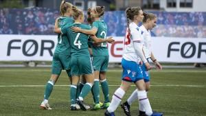 WM-Ticket sicher, Dienstantritt der Bundestrainerin ungewiss