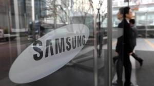 Samsung beginnt das Jahr mit einem Rekordgewinn