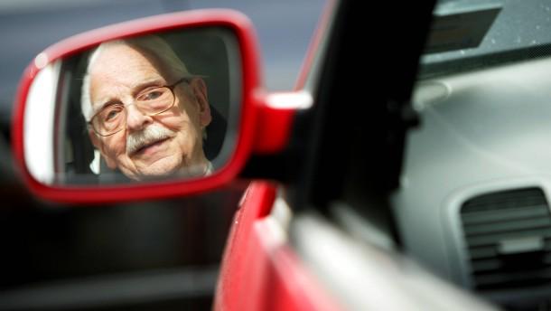Neuer Vorstoß für Autofahrer-Gesundheits-Check