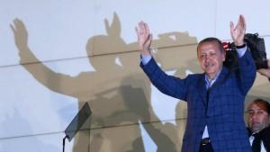 "Erdogan kündigt ""neue Ära"" an"