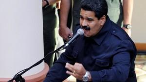 Venezuelas Präsident Maduro bricht mit Panama