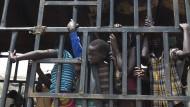 Zahl unbegleiteter minderjähriger Migranten verfünffacht