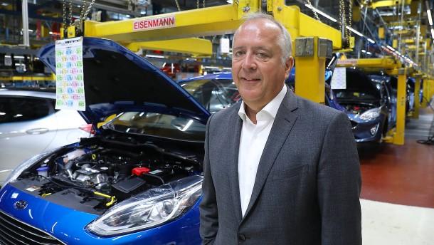 Chefs von Ford und Toyota wollen IAA in Köln
