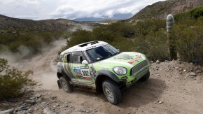 EIGHT STAGE OF RALLY DAKAR