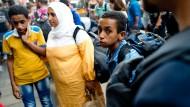 SPD pocht auf Entscheidung zum Einwanderungsgesetz