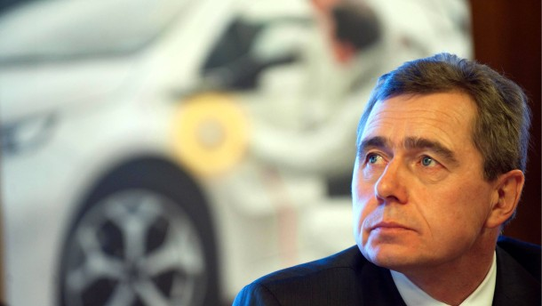Opel-Chef will Werk Rüsselsheim voll auslasten