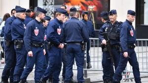 Festnahme nach Anschlag auf den Champs-Élysées