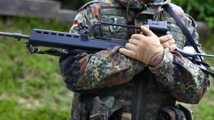 Sturmgewehr G36 wird ausgemustert