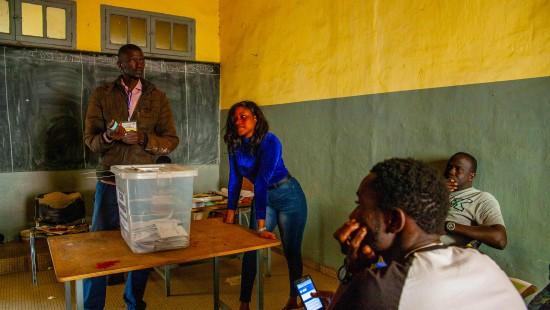 Ging die Präsidentschaftswahl mit rechten Dingen zu?
