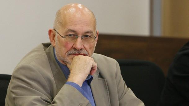 Horst Mahler will Asyl in Ungarn