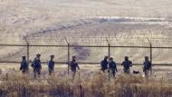 Nord- und Südkorea beschießen sich an der Grenze