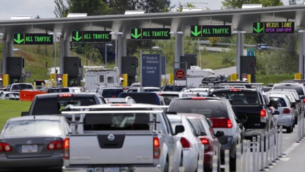 USA wollen Landgrenzen mit Kanada und Mexiko für Geimpfte öffnen