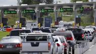 Die Grenzübergänge zwischen den USA und Kanada waren 19 Monate lang geschlossen, sollen aber bald wieder geöffnet werden.