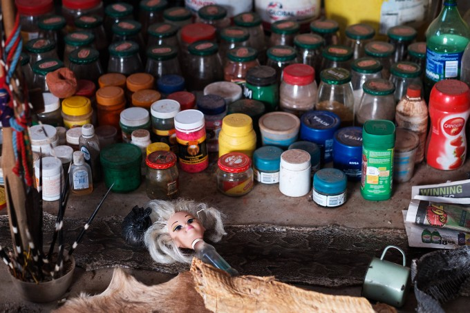 Traditional healers use obscure powders and potions to treat snake bites.  This often puts their customers in even greater danger, and many also downplay the risk posed by venomous snakes.