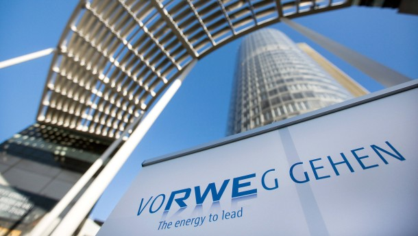 RWE erhöht seine Prognose
