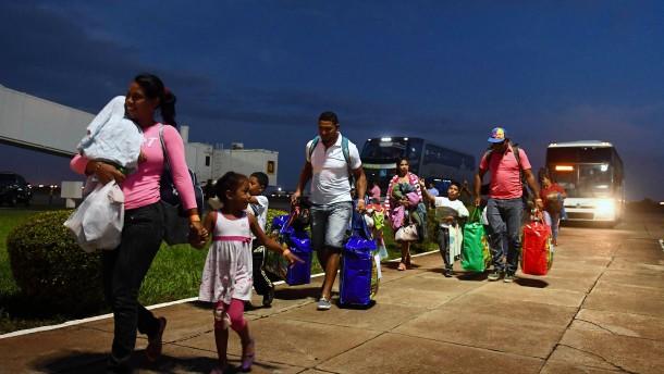 Brasilia interveniert im Grenzbundesstaat zu Venezuela