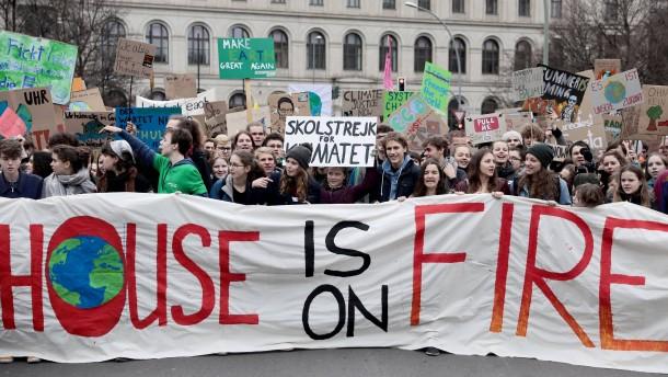 Jugendliche: Jeder muss was fürs Klima tun