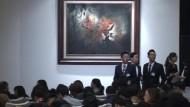 Rekordsumme für chinesische Gegenwartskunst