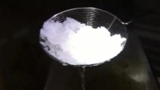 Chinesische Fahnder konfiszieren drei Tonnen Crystal Meth