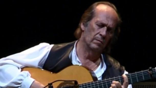 Der Aristokrat des Flamenco
