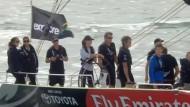 William und Kate segeln um die Wette