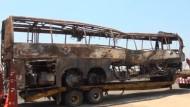 Dutzende Tote bei Bus-Unfall in Mexiko