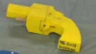 Scharfe Waffen aus dem 3D-Drucker