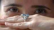 Wertvoller Diamant kommt unter den Hammer