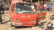 Doppelanschlag in Nairobi