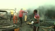 Mehr als hundert Tote bei Anschlag