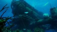 Einen Monat unter Wasser