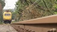 Bahn meldet gewaltige Schäden