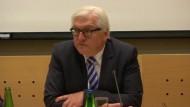Steinmeier fordert Russland zur weiteren Gas-Verhandlungen mit der Ukraine auf