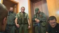 Separatisten stimmen Feuerpause in Ukraine zu