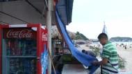 Vietnam macht Küsten sturmfest