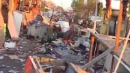 Über 50 Tote bei Anschlägen in Bagdad