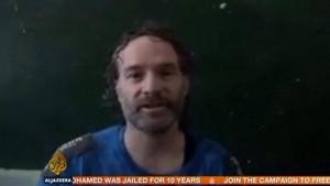Entführter amerikanischer Reporter freigelassen