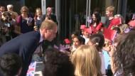 Prinz William sorgt sich um schwangere Kate