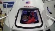 NASA steigt wieder in die bemannte Raumfahrt ein