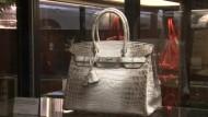 'Birkin bag' soll mehr als 150.000 Dollar bringen