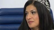 Amerikanischer Schönheitswettbewerb in Russland