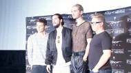 """""""Tokio Hotel"""" wieder auf der großen Bühne"""